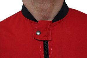 Low cut collar
