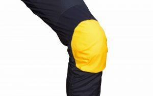 Poron protection on knees